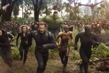 Watch the new Trailer of Avengers Infinity War 1