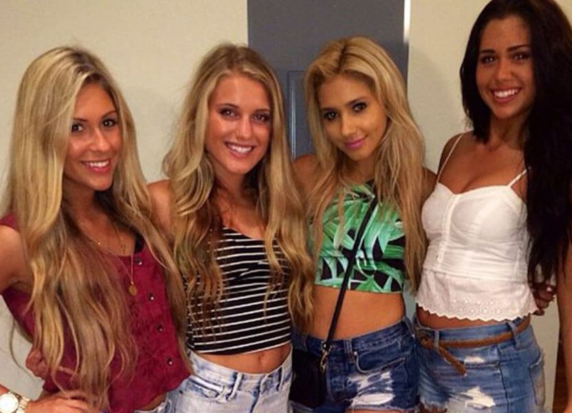Badchix College Girls Are Ready To Rock The Weekend (35 Photos) 1