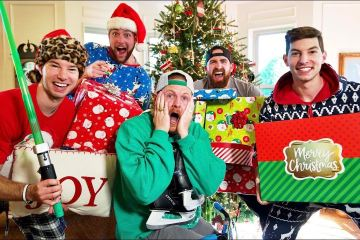 Christmas Stereotypes with the guys from Dude Perfect 1