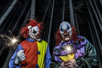 Finally a New Killer Clown Scare Prank has been Released called Fast & Lethal 1
