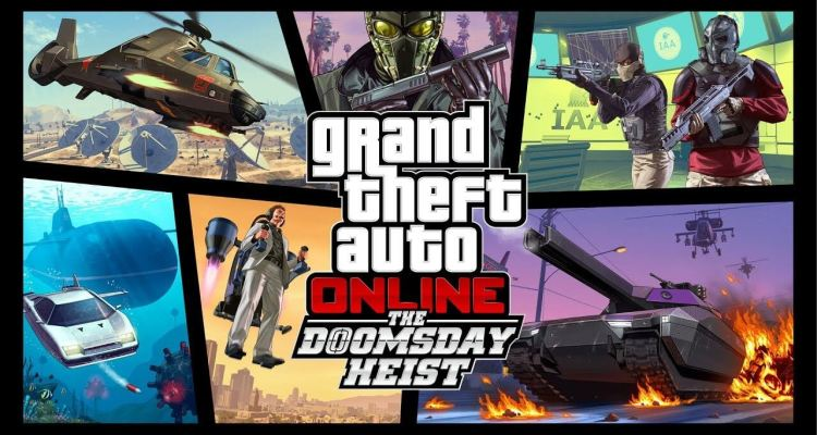 GTA Online: The Doomsday Heist Coming 1