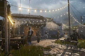 Official Call of Duty: WWII - Winter Siege Is Coming Soon 1