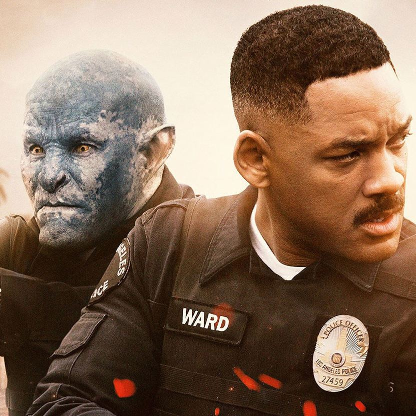 Will Smith Soon in The New Netflix Original Film 'Bright' 2