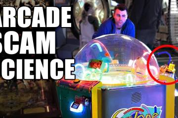 Arcade Scam Unveiled with Science 1