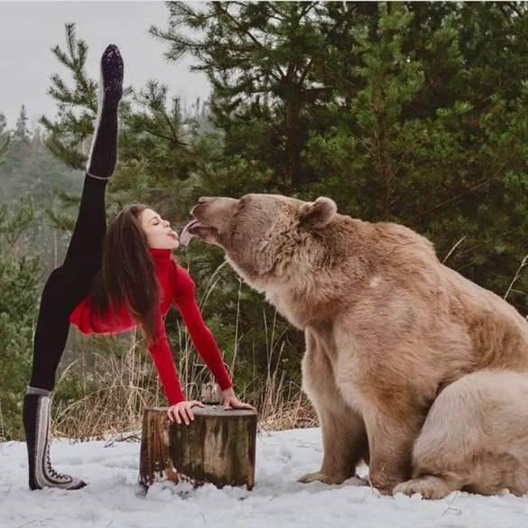 Daily Fresh Baked Randomness (36 Photos) 1 bear