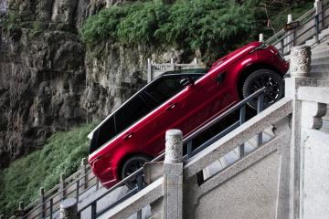 Dragon Challenge With A Range Rover Sport 1