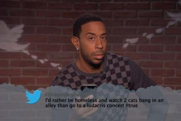 Mean Tweets The Fourth Music Edition ludacris