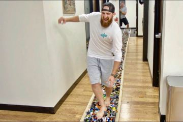 World's Longest LEGO Walk 1