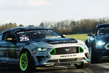 The RTR team has all-new rides for the 2018 Formula DRIFT season.
