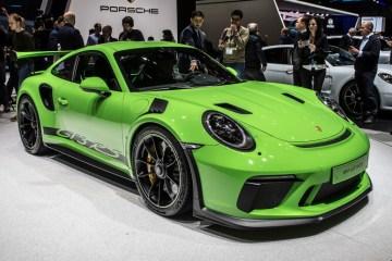 2019 Porsche 911 GT3 RS 300km/h Autobahn Run 1