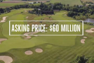 $60 Million Backyard Golf Course Tour 1