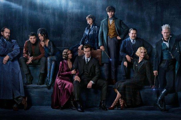 Fantastic Beasts: The Crimes of Grindelwald (Final Trailer)