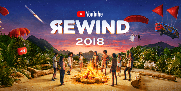 YouTube Rewind 2018: Everyone Controls Rewind 1