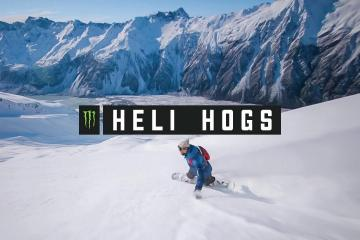 Monster Energy: HELI HOGS 1
