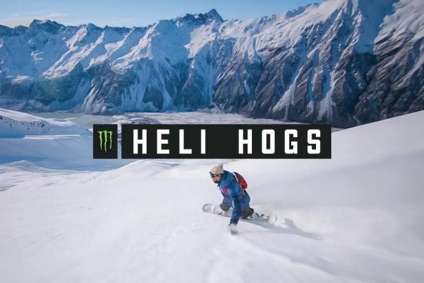 Monster Energy: HELI HOGS 1