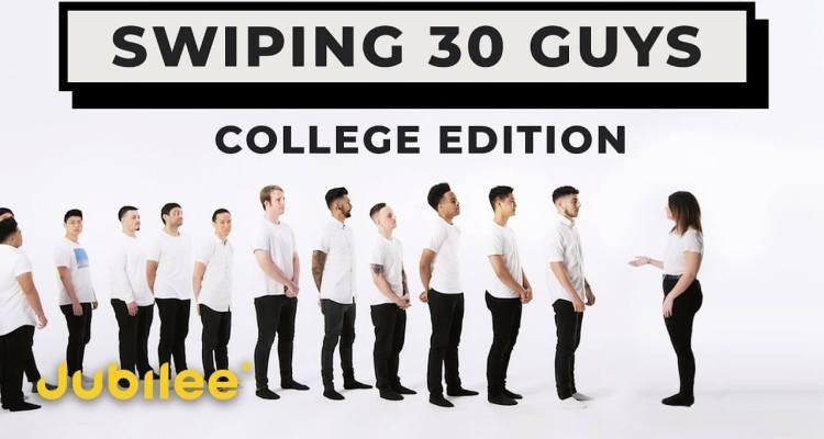 30 vs 1: Dating App in Real Life 1