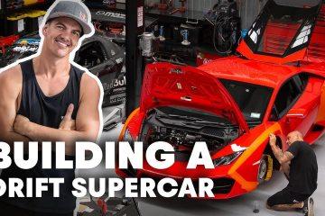 Would You Cut Up A Brand New Lamborghini Huracan? 1