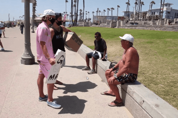 How to solve the Mask Shortage in Huntington Beach
