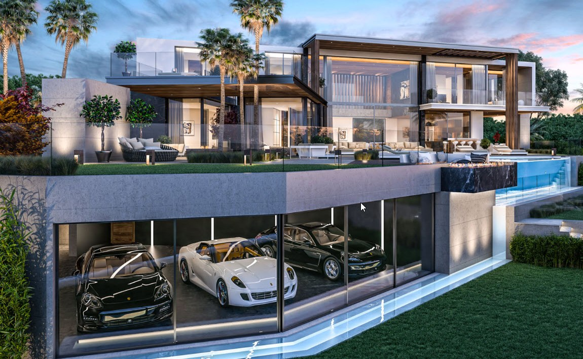 One of the most Luxury Homes in the World 1