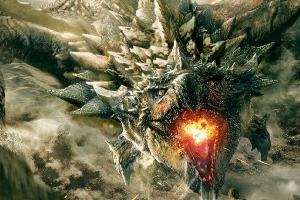 The hunt is on: Sony Pictures Home Entertainment will launch Monster Hunter in April 1