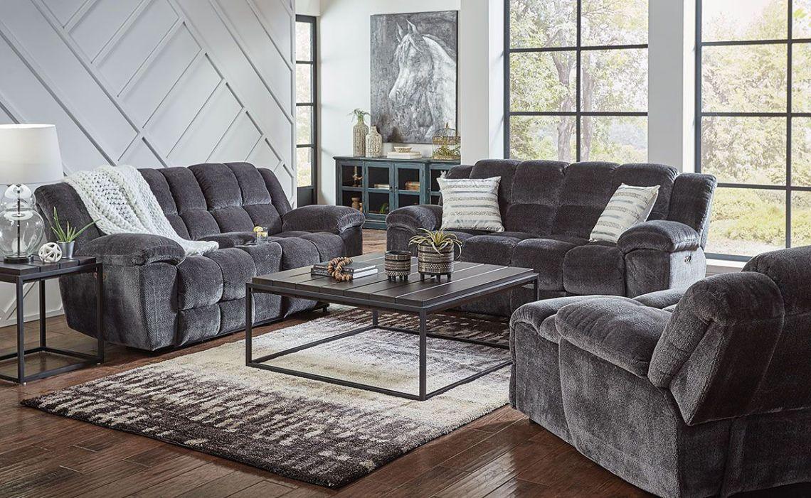 Shelby 3 Pc Livingroom Group Badcock Home Furniture More