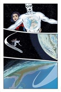 Silver Surfer #1, anteprima 03