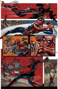 Amazing Spider-Man #1.3, anteprima 02