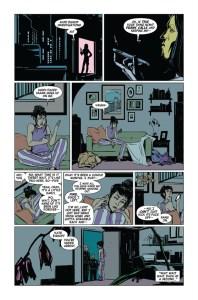 Hawkeye #20, interni di Annie Wu 02
