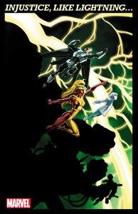 Injustice, Like Lightning - teaser 02