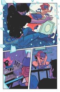 Patsy Walker, AKA Hellcat! #3, anteprima 03