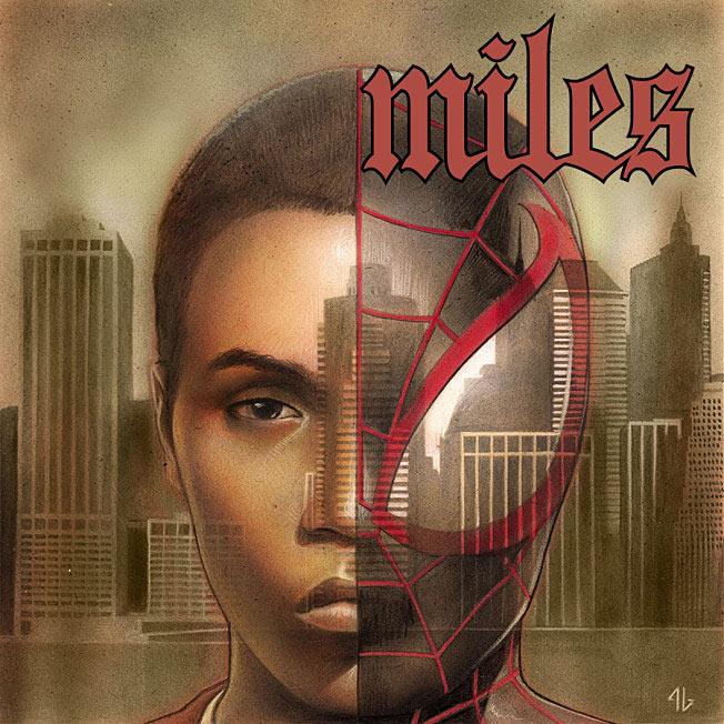Spider-Man/Nas' Illmatic di Adi Granov