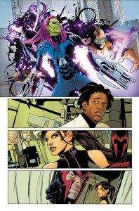 Uncanny X-Men #3, anteprima 1