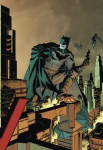 Batman #50, copertina variant di Dave Johnson