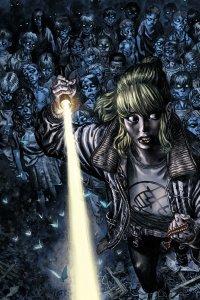 B.P.R.D. #142, copertina di Duncan Fegredo