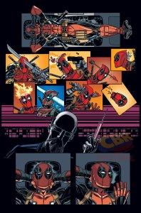 Deadpool #7, anteprima 1