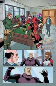 Deadpool #7, anteprima 7