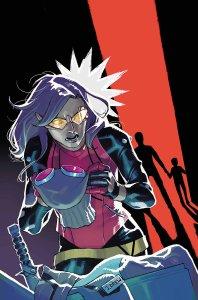 Spider-Woman #6, copertina di Yasmine Putri
