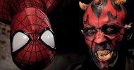 Super Power Beat Down: la rivincita tra Spider-Man e Darth Maul – VIDEO