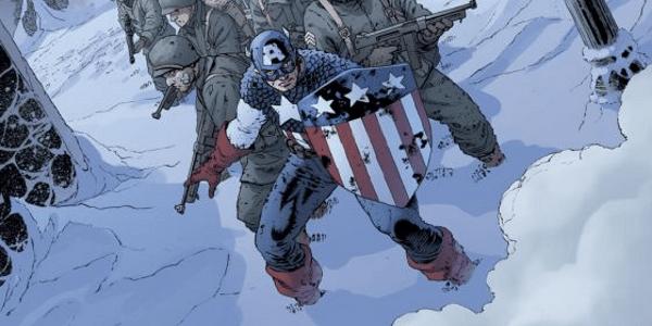 Captain America Joss Whedon