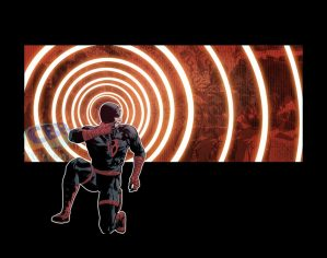 Daredevil Punisher Seventh Circle #3, anteprima 02