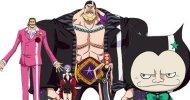 Ecco i nuovi personaggi di One Piece Film Gold