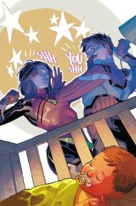Spider-Woman #7, copertina di Yasmine Putri