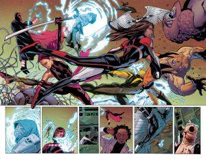 Uncanny X-Men #5, anteprima 3