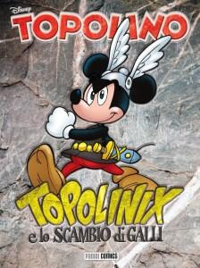 Topolino 3146, variant cover di Silvia Ziche