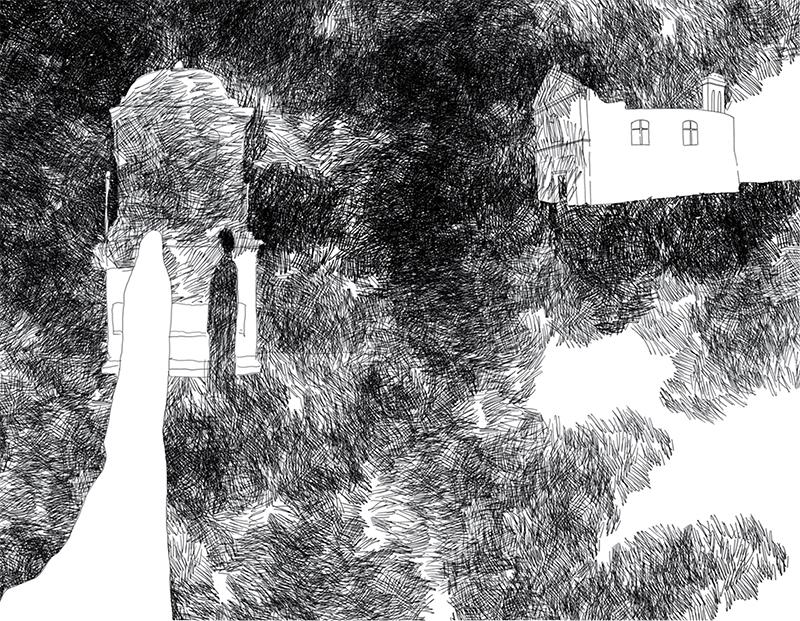 Vita, illustrazione di Simone Prisco