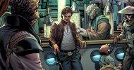 Marvel, Star Wars: Han Solo e la festa a sorpresa di Marjorie Liu e Mark Brooks