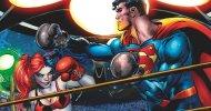 DC Comics: Neal Adams di nuovo sul ring di Muhammad Ali con Superman e Harley Quinn
