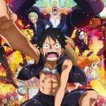One Piece Film Gold: una cartolina speciale firmata da Eiichiro Oda