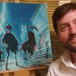 ReNoir Comics porta Matthieu Bonhomme a Lucca Comics & Games 2016