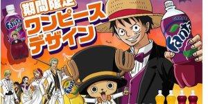 One Piece: Rufy diventa un rapper nello spot giapponese della Fanta